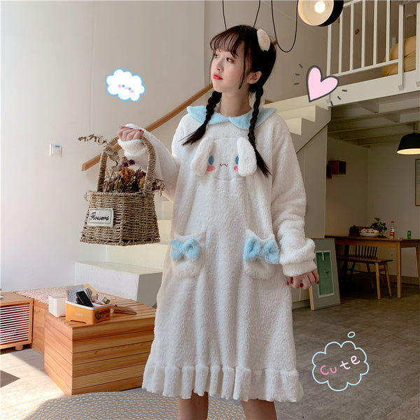 Cute cartoon nightdress yc22565