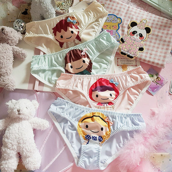 Japanese cute anime underwear yc22322