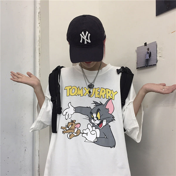 Tom and Jerry cos T-shirt YC21798