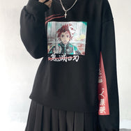 DEMON SLAYER: KIMETSU NO YAIBA Anime Sweater yc22167