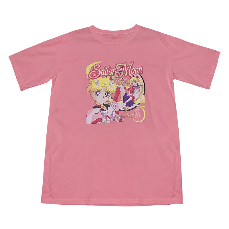 SAILOR MOON COS T-shirt  YC21771