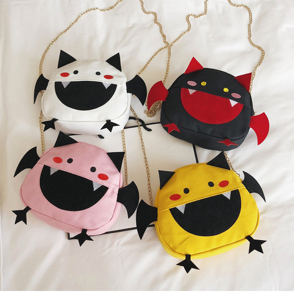 Cute Little Devil Crossbody Bag yc22725