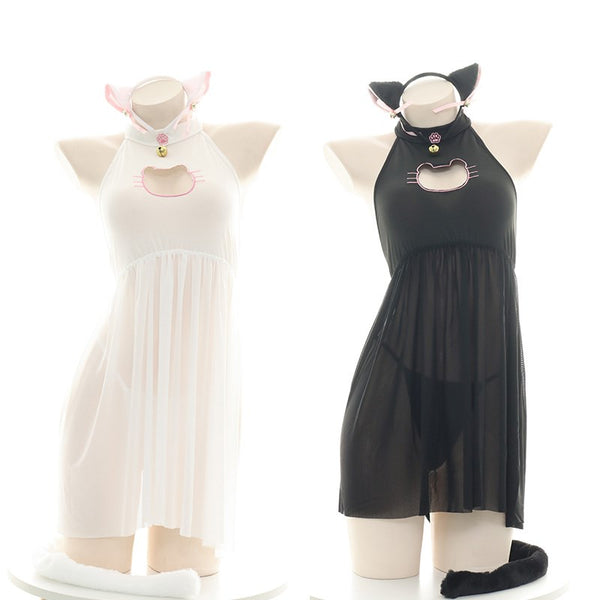 Sexy cat maid pajamas YC24205