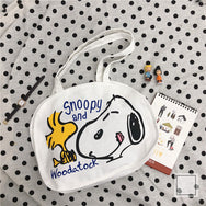 Snoopy cos crossbody bag YC21965