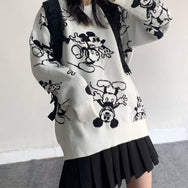 Cute mickey mouse sweater yc22395