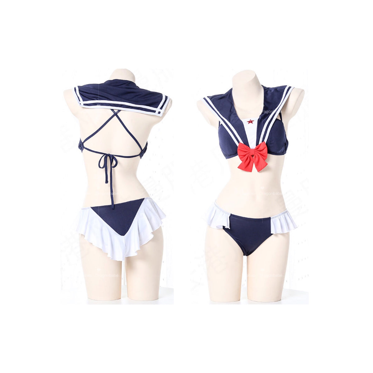 Sailor Moon Uniform Swimsuit  yc22683