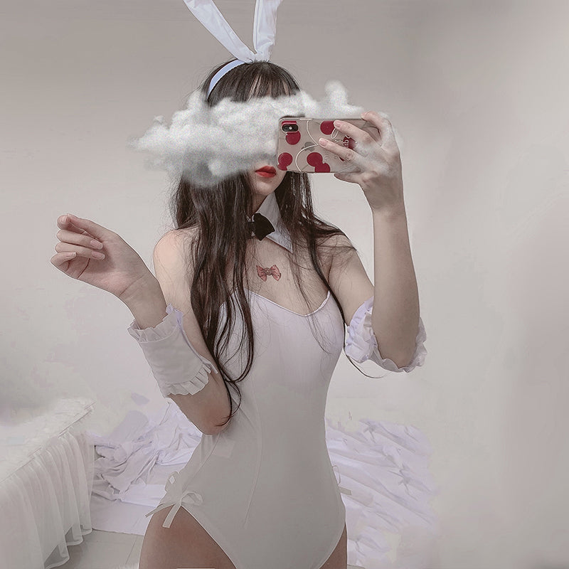Sexy cute cosplay rabbit uniform yc22288
