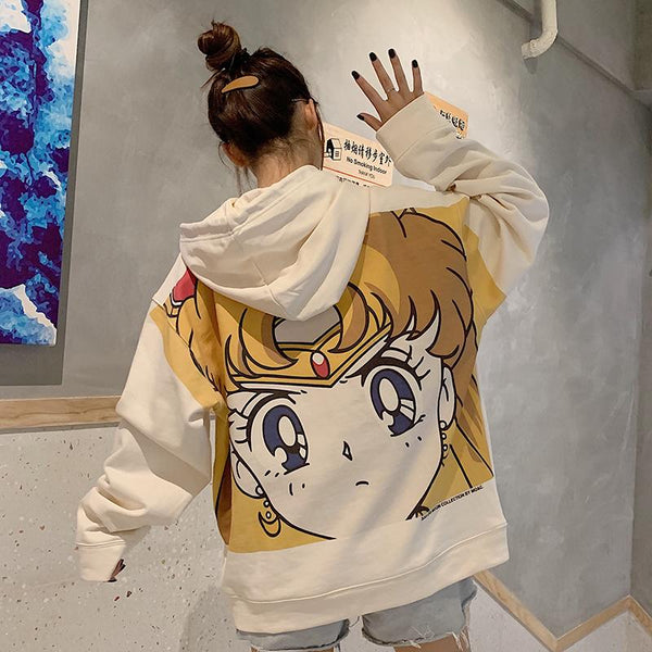 SAILOR MOON cos sweater YC22092