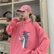 Tom&Jerry cartoon sweater yc22334