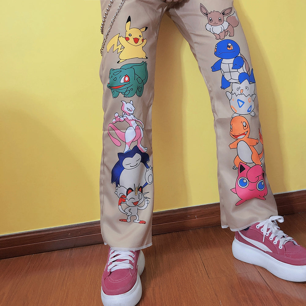 Pikachu cos pants YC21561