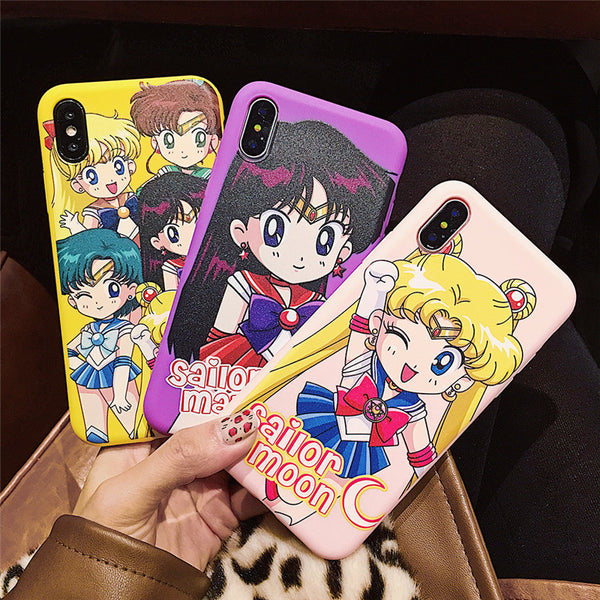 Sailor Moon cos phone case YC21655