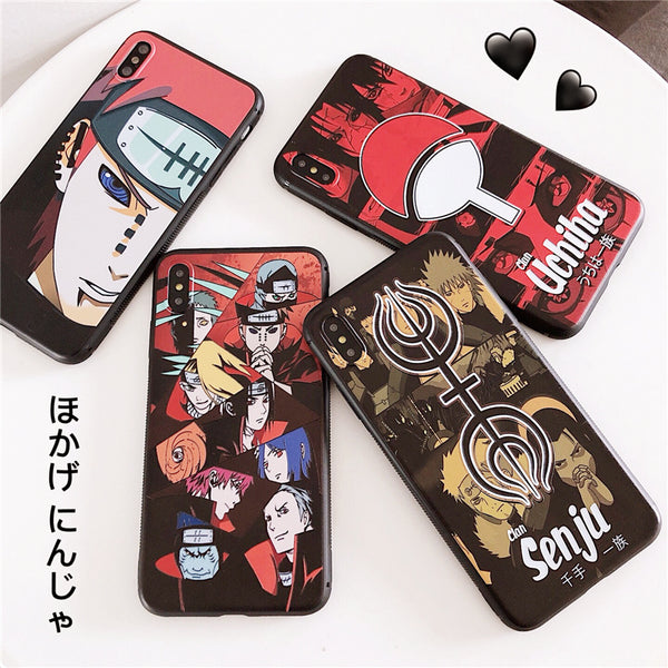 Naruto cos phone case YC21731