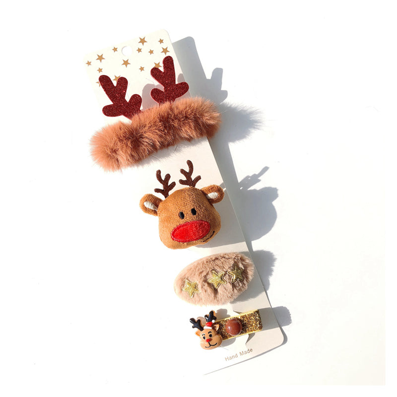 Christmas gift hair ring / brooch / hair clip yc22293