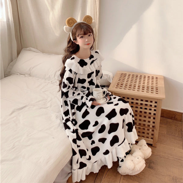 anibiu milk nightdress yc40120