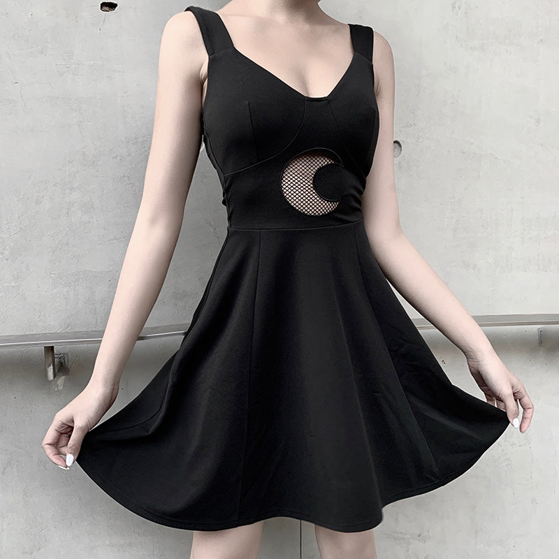 Dark Moon Dress yc225578