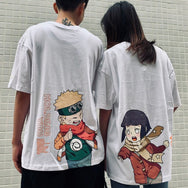 Naruto cos couple t-shirt YC21591