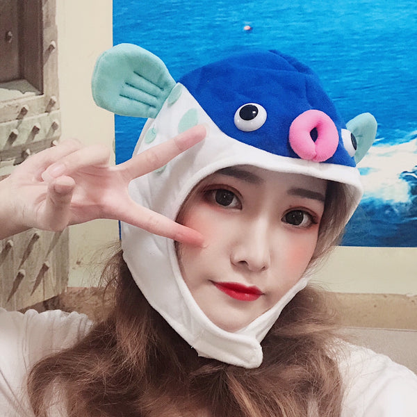 Cute animal hat  YC21715