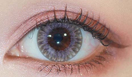 Pink Purple Contact Lens (10 PIECE)   YC21281