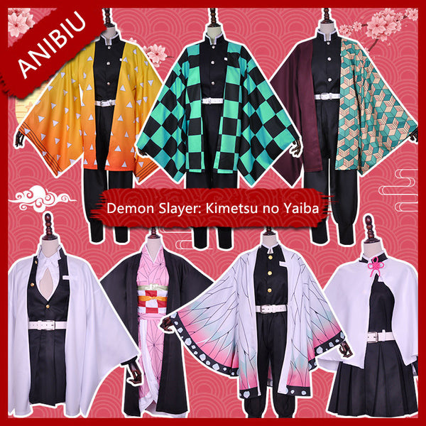 Demon Slayer: Kimetsu no Yaiba cos clothing YC22153