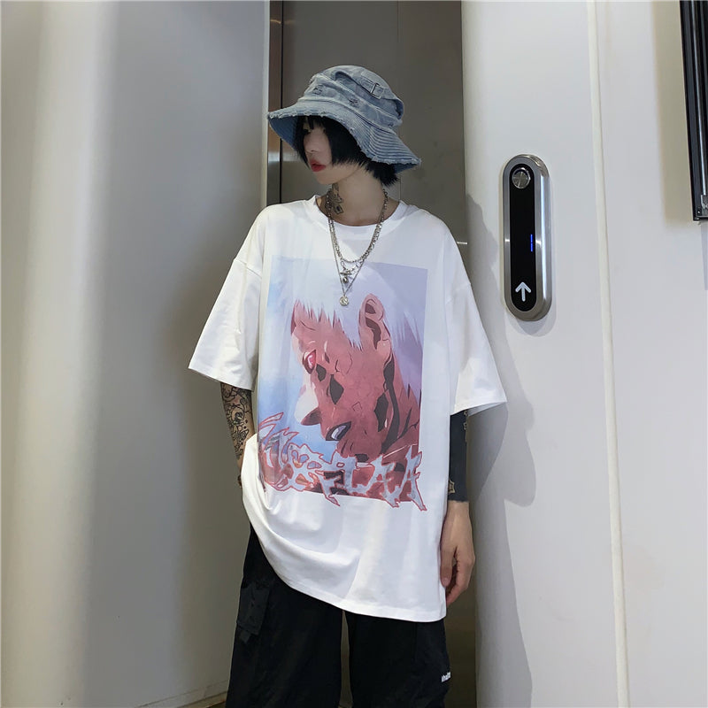 Naruto cos couple t-shirt YC21592