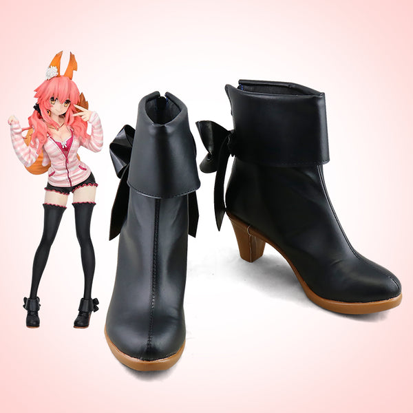 FGO Tamamo no Mae cosplay shoe yc22555