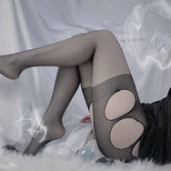 Sexy high waist socks yc22652