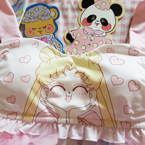 Cute Sailor Moon bra  yc22299