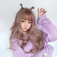Big wave roll wig   YC21296