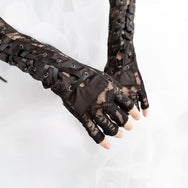 Sexy lace gloves yc22378