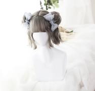 Harajuku Lolita Wig With Two cute Small Bun YC40003