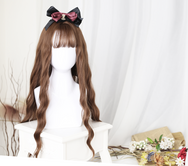 Cos Waterline Curl Wig YC40002