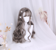Lolita Partial Long Curly Hair Wig YC40016