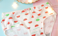 Cute Fruit Animal Strawberry Panties YC20100