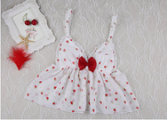Japanese Strawberry Bikini Set YC20164