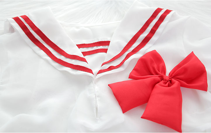Sexy cute sailor suit COS uniform YC20198