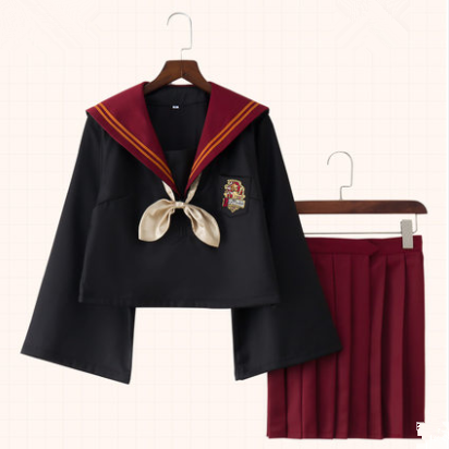 Magic Card Girl Cherry Cosplay School Uniform YC20224