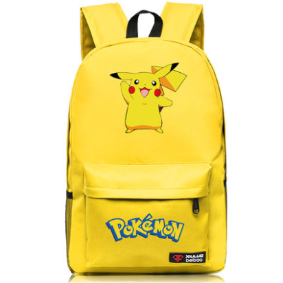 Pokemon pickup bucket backpack YC20232