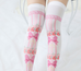 Cute Strawberry COS Stockings YC20276