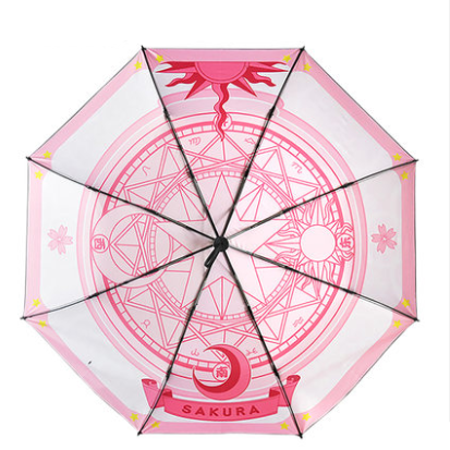 Card Captor Sakura cos umbrella YC20282