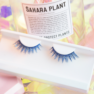 High-end 3D stereo color eyelashes  yc21215