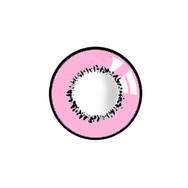 COSPLAY Harajuku Storm Pink Contact Lens (TWO PIECE)  YC21245