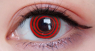 COSplay Vortex Contact lens (Two piece) yc21128