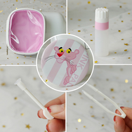Flamingo  contact lens case   YC21271