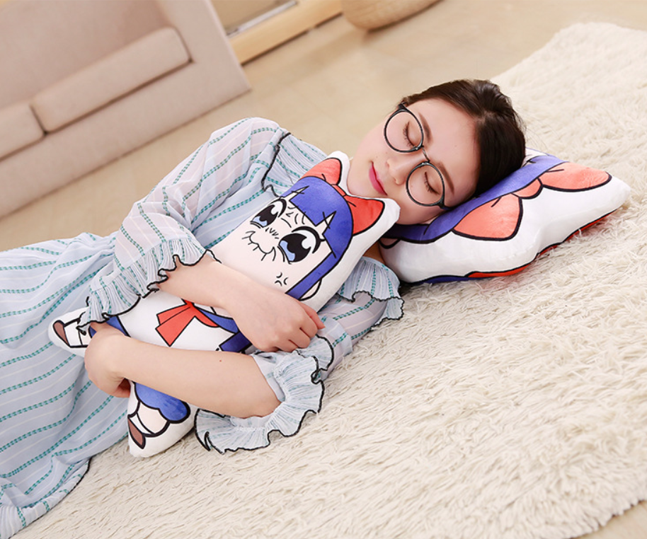 POP TEAM EPIC Emoticon Pillow YC21492