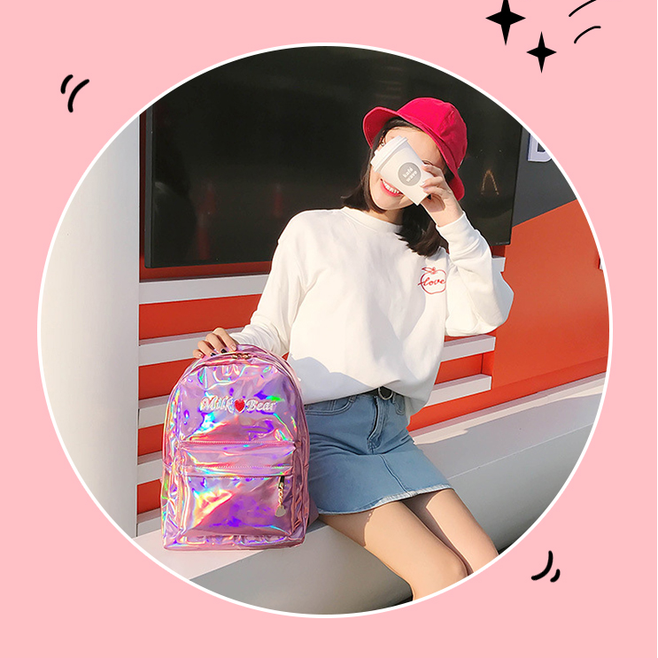 Card Captor SAKURA cos Laser Backpack YC21582