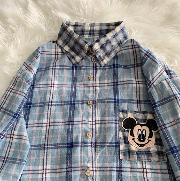 Mickey Mouse cos shirt YC21632