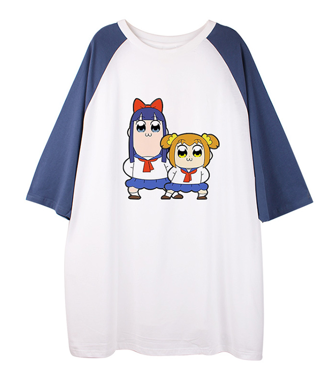 POP TEAM EPIC cos T-shirt YC21692