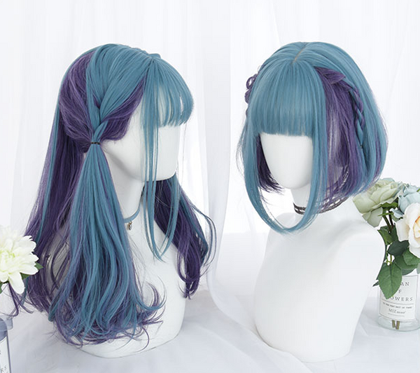 Lolita sisters highlights wigs YC21763