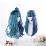 Sister style stitching wig YC21834