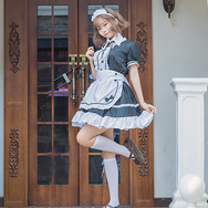 Cos maid skirt suit YC21843